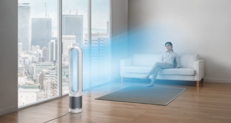 test Dyson Pure Cool Link